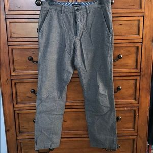 Men's Banana Republic flannel trousers
